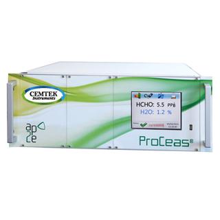 CH2O/HCHO (formaldehyde) Laser Analyzer
