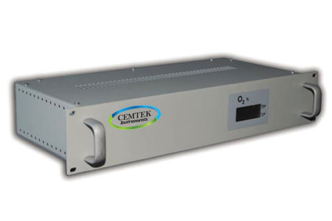 O2 (oxygen) Combustion Analyzer - Model 1010