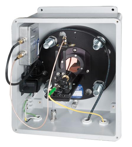 TDL Laser Launcher Detector