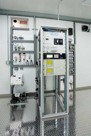 Custom CEMS installation by Cemtek (image 2)